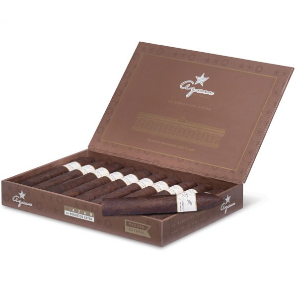 Azan Maduro Natural Campana Box
