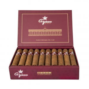 Azan Burgundy Short Robusto