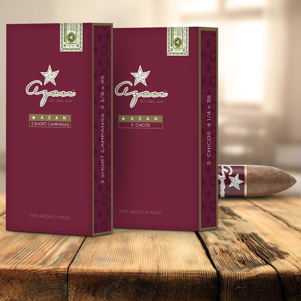 Burgundy Short Campanas and Chicos