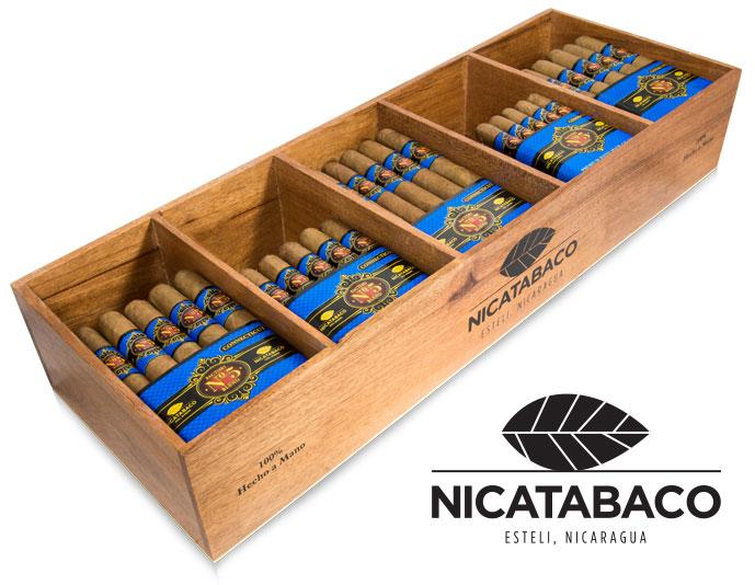 Nicatabaco Factory No.5
