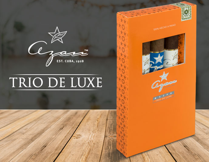Try Trio de Luxe